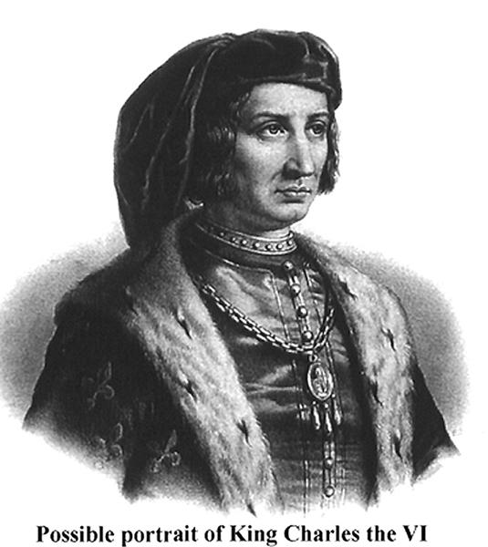 Fransa Kralı 6. Charles ile ilgili görsel sonucu