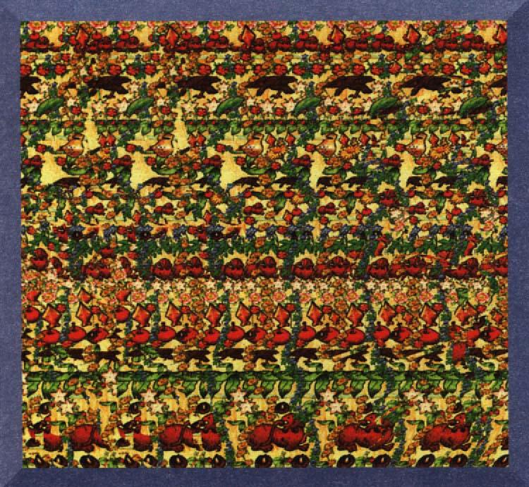 Stereogram Resimler (�a�� Bak �a��r)
